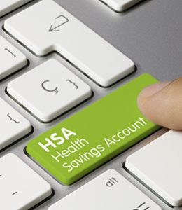 Image of Health Savings Account Button
