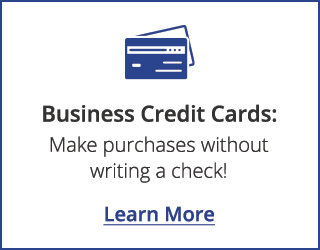 Learn More Button to First National Bank in Amboy Business Credit Cards